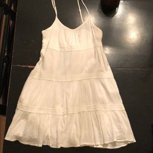 White O'Neill Sundress